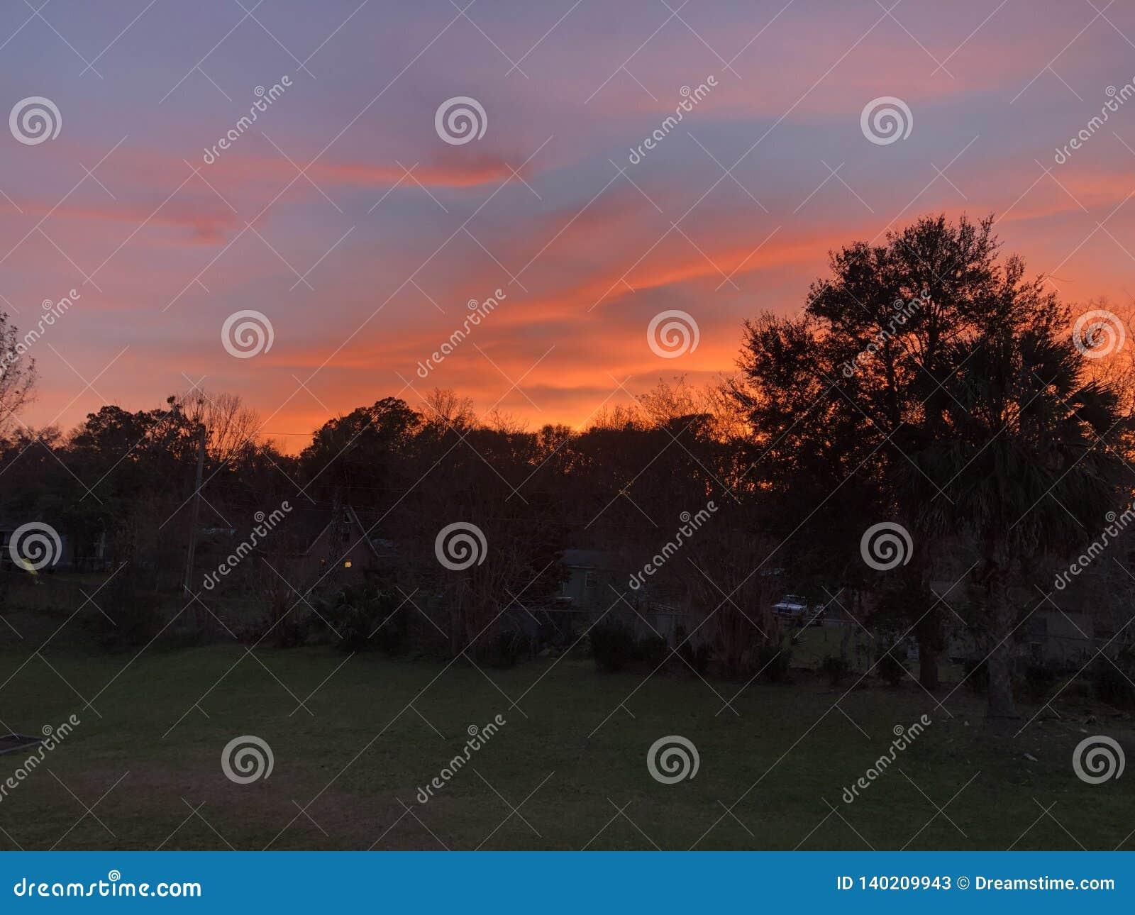 Beautiful Aesthetic Sunset Stock Image Image Of Portrait 140209943