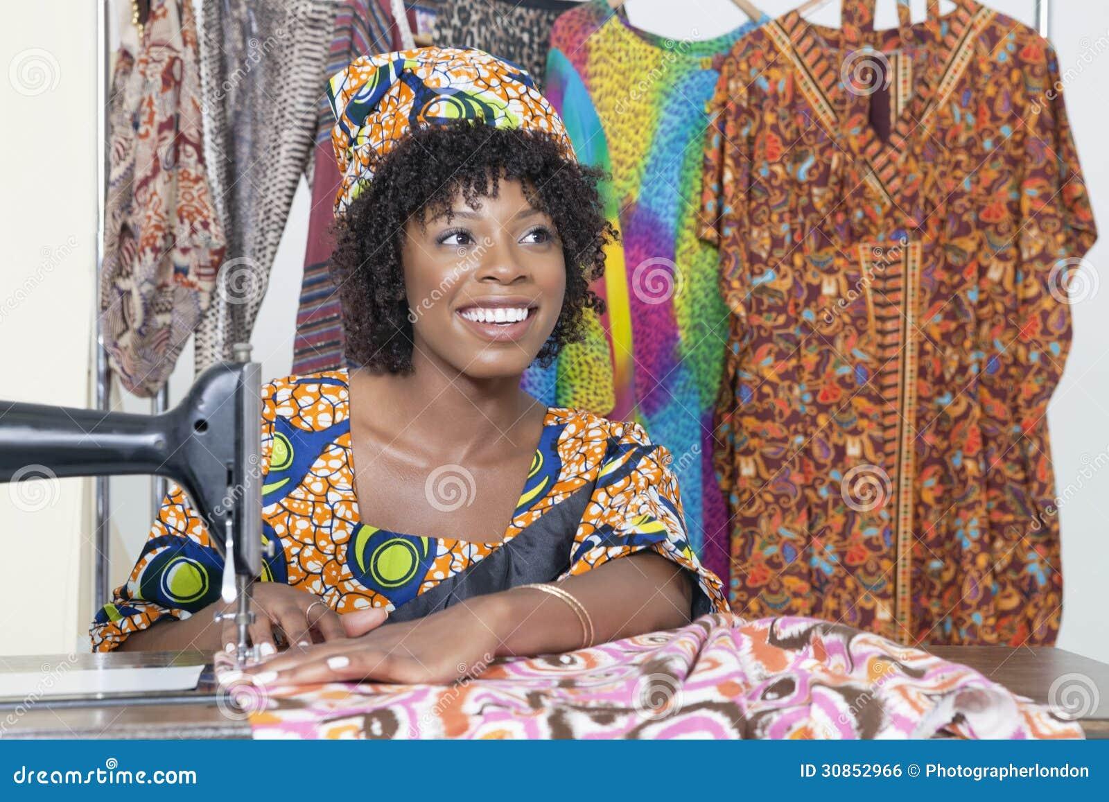 African American Female Fashion Designers