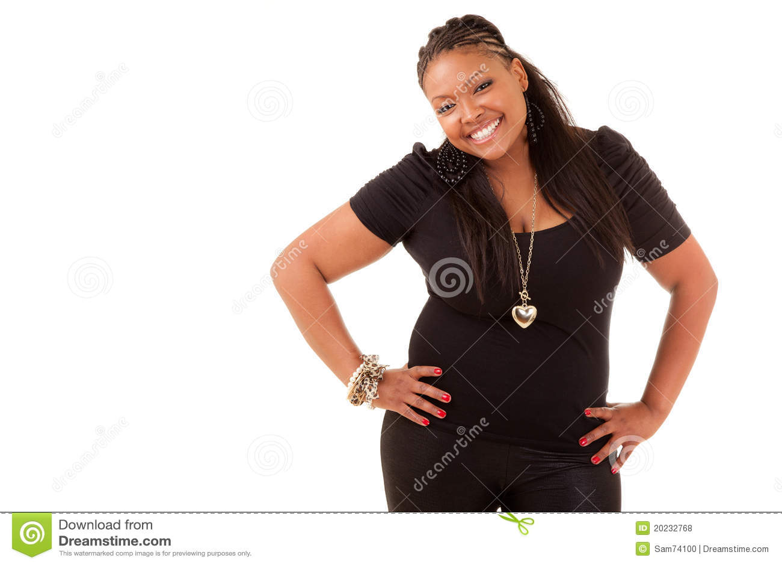 Stock Photo Image Of African American Black Man Photo | Black Models