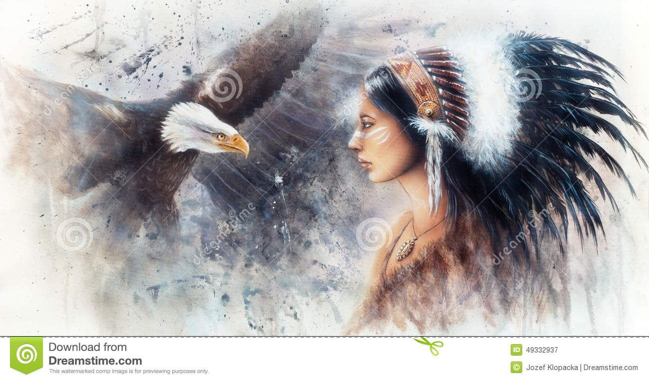 What Was The Cherokee Painting Art