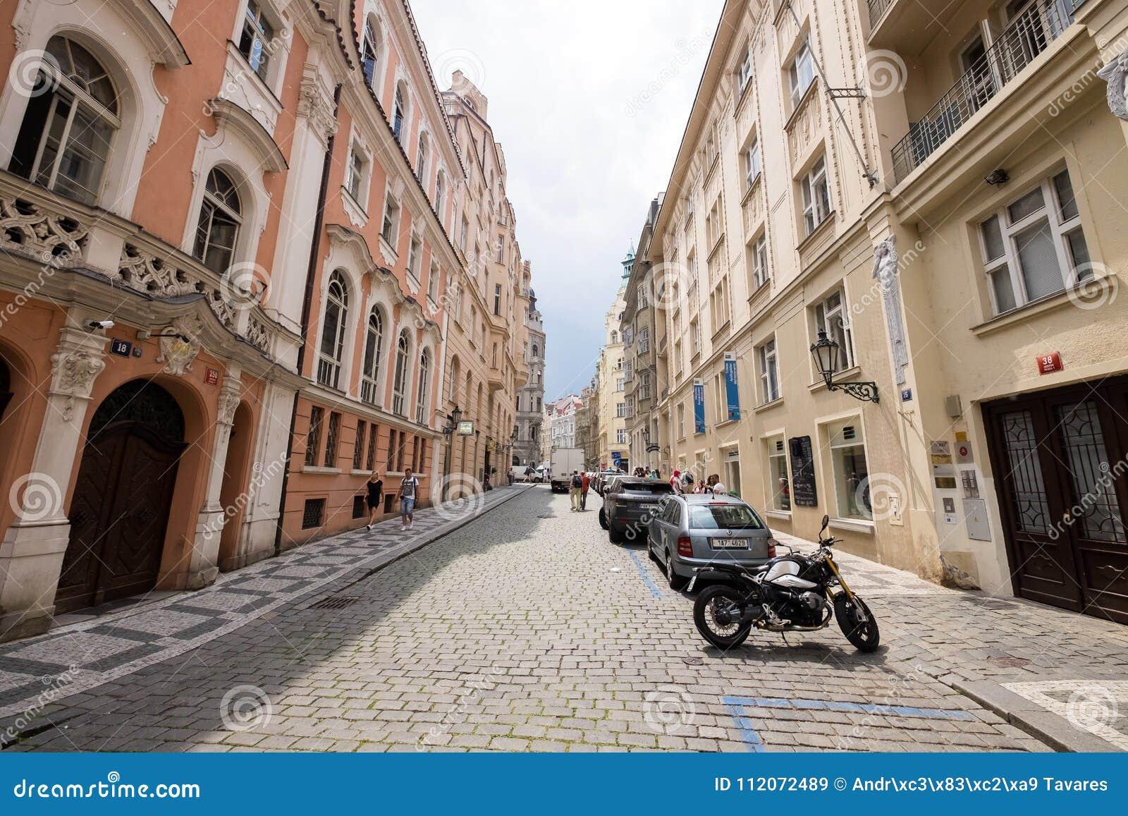Streets czech CzechStreets