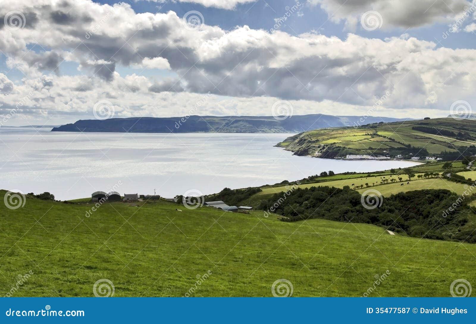 The Beautiful Antrim Coastline from Torr Head