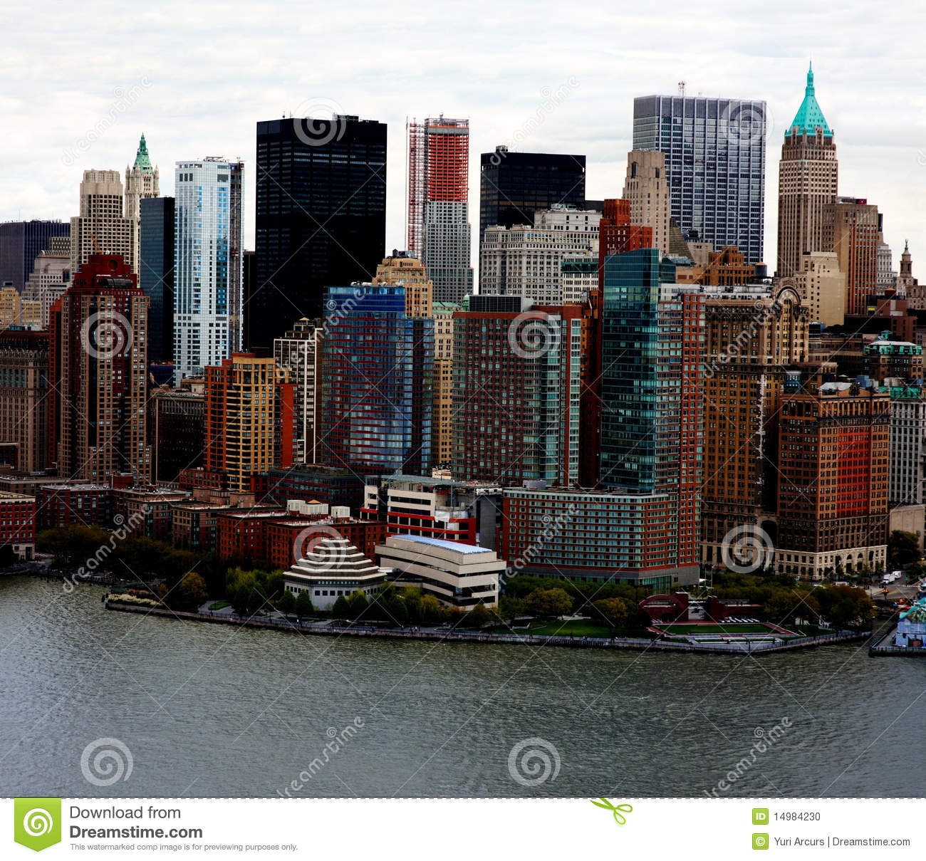 Stock photo beautiful architectural buildings in new york for New york city beautiful