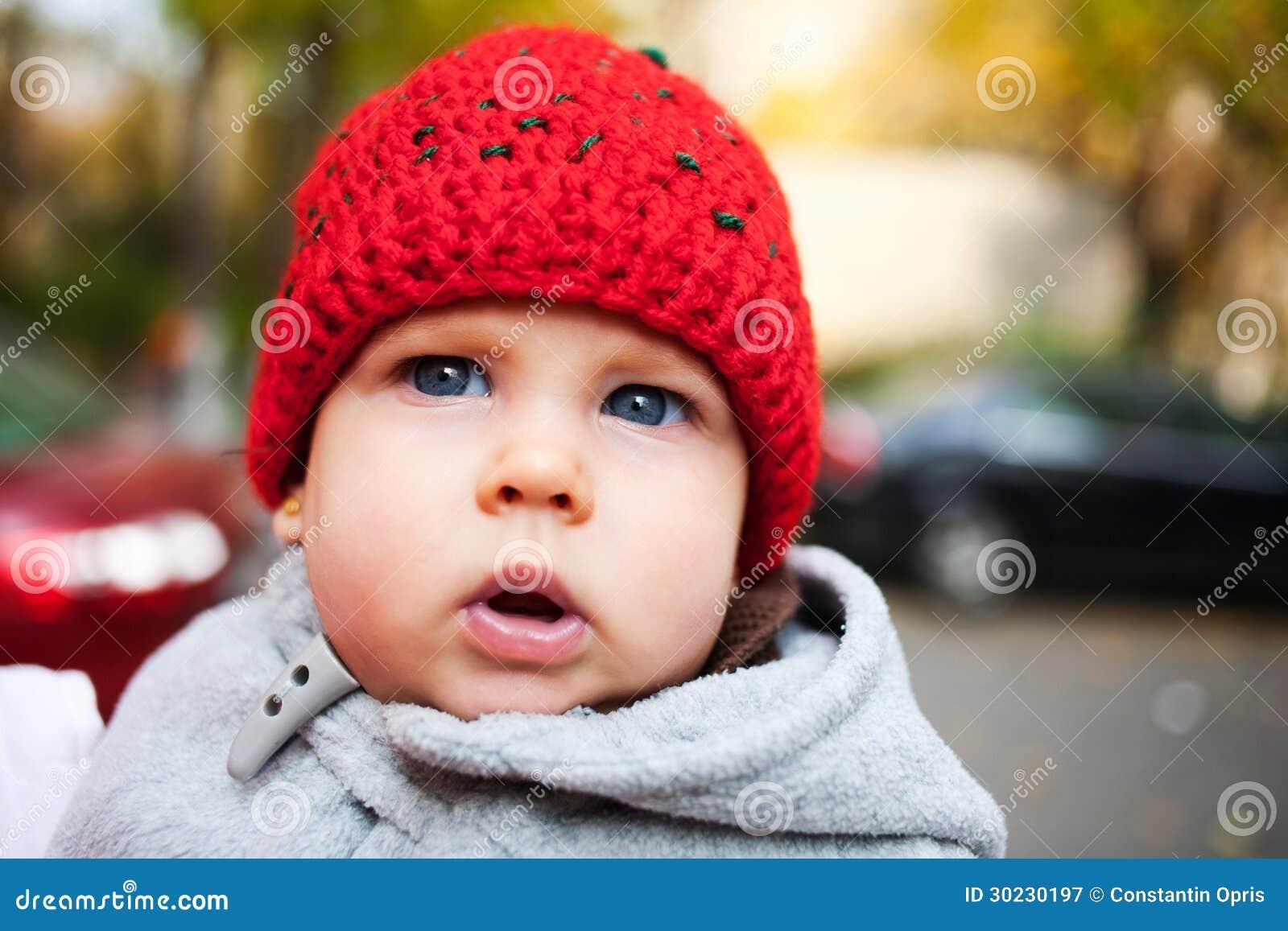 Beautiful Baby Girl Royalty Free Stock Photography - Image ...