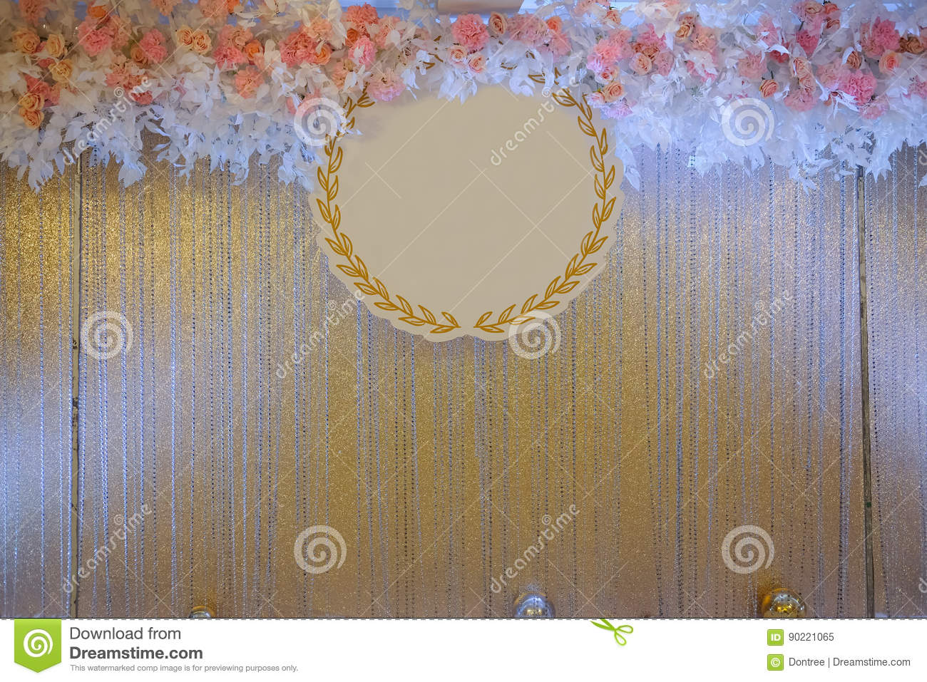 Graceful Flower Wall Backdrop 10x6.5ft Polyester Elegant Yellow Orange Flowers Tracery Wall Background Wedding Ceremony Photo Booth Floral Wedding Stage Bridal Shower Party Banner Studio Props