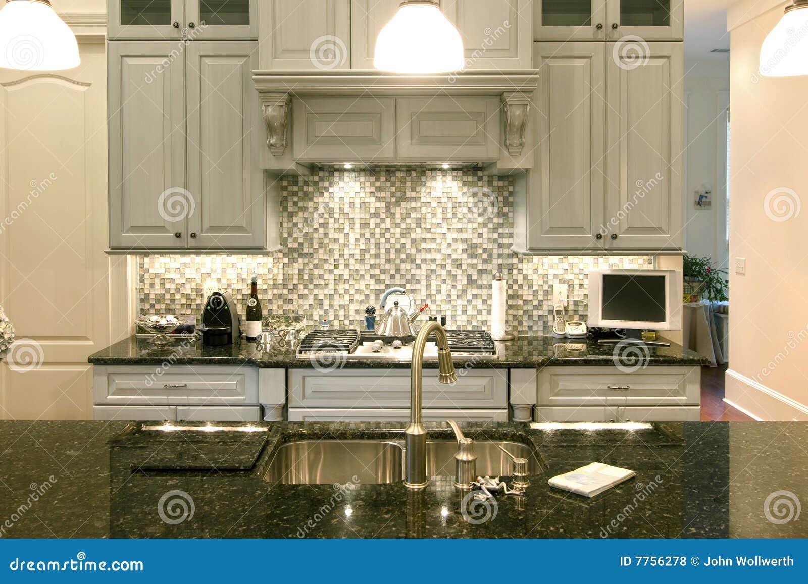 Beautiful backsplash royalty free stock photos image 7756278 - Beautiful kitchen backsplashes ...