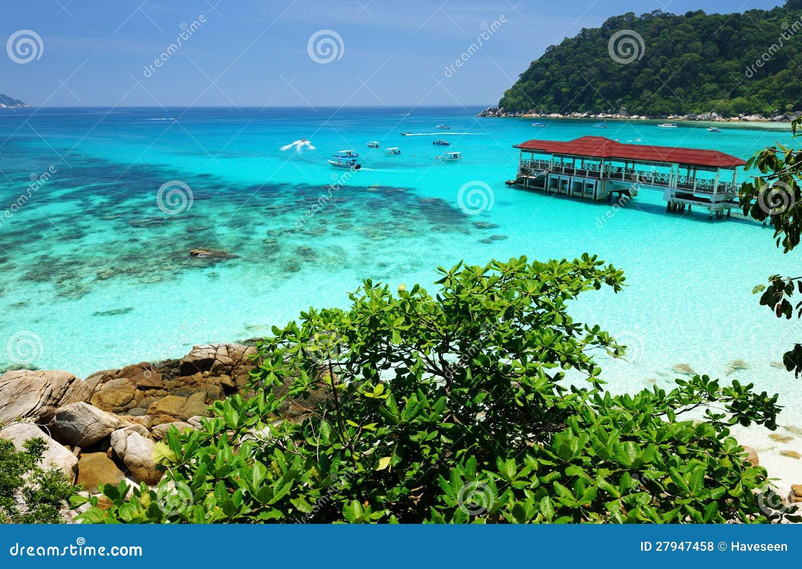 Beautiful Beach Royalty Free Stock Photos Image 27947458