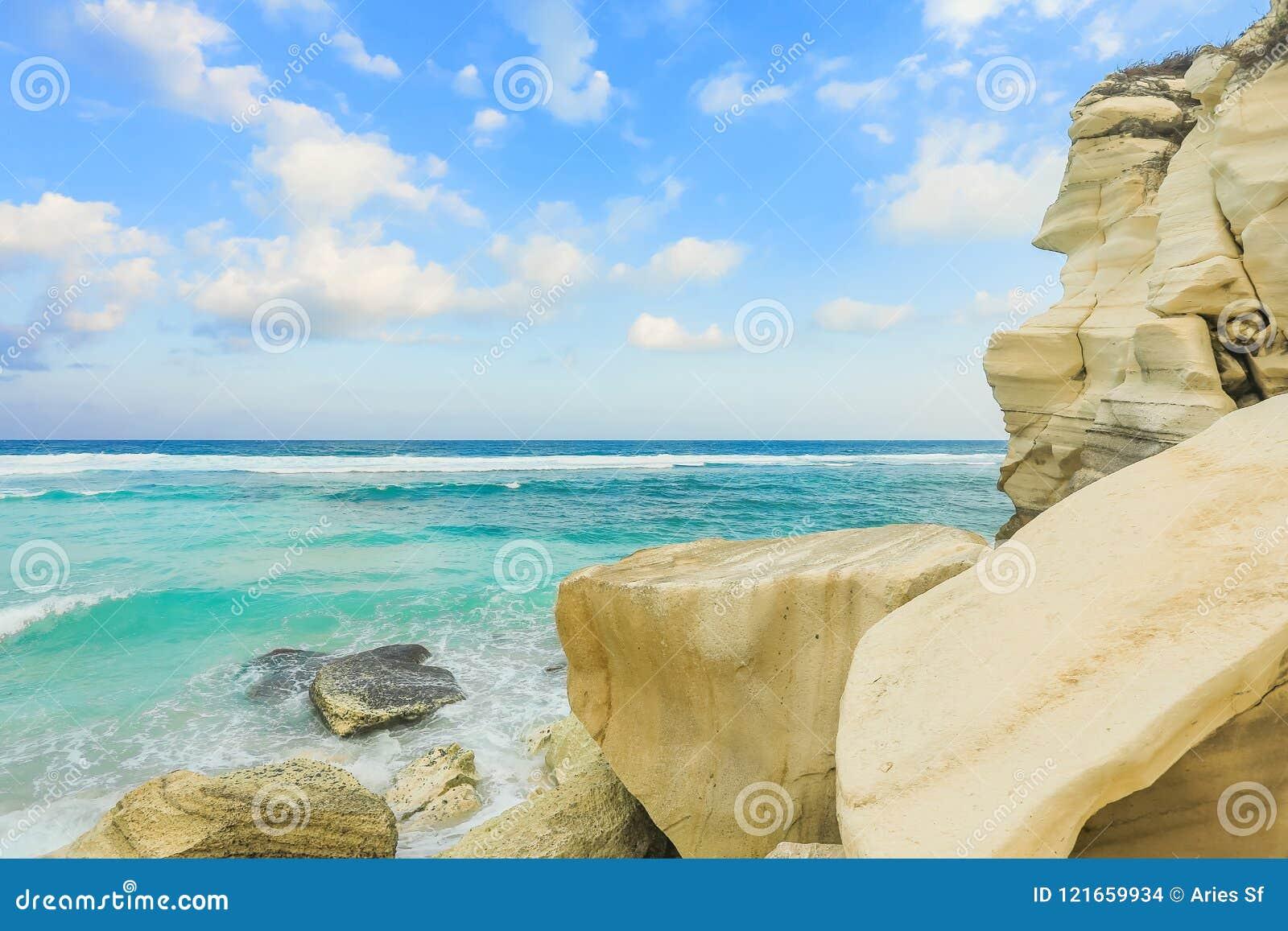 Beautiful Beach of Sumba Island