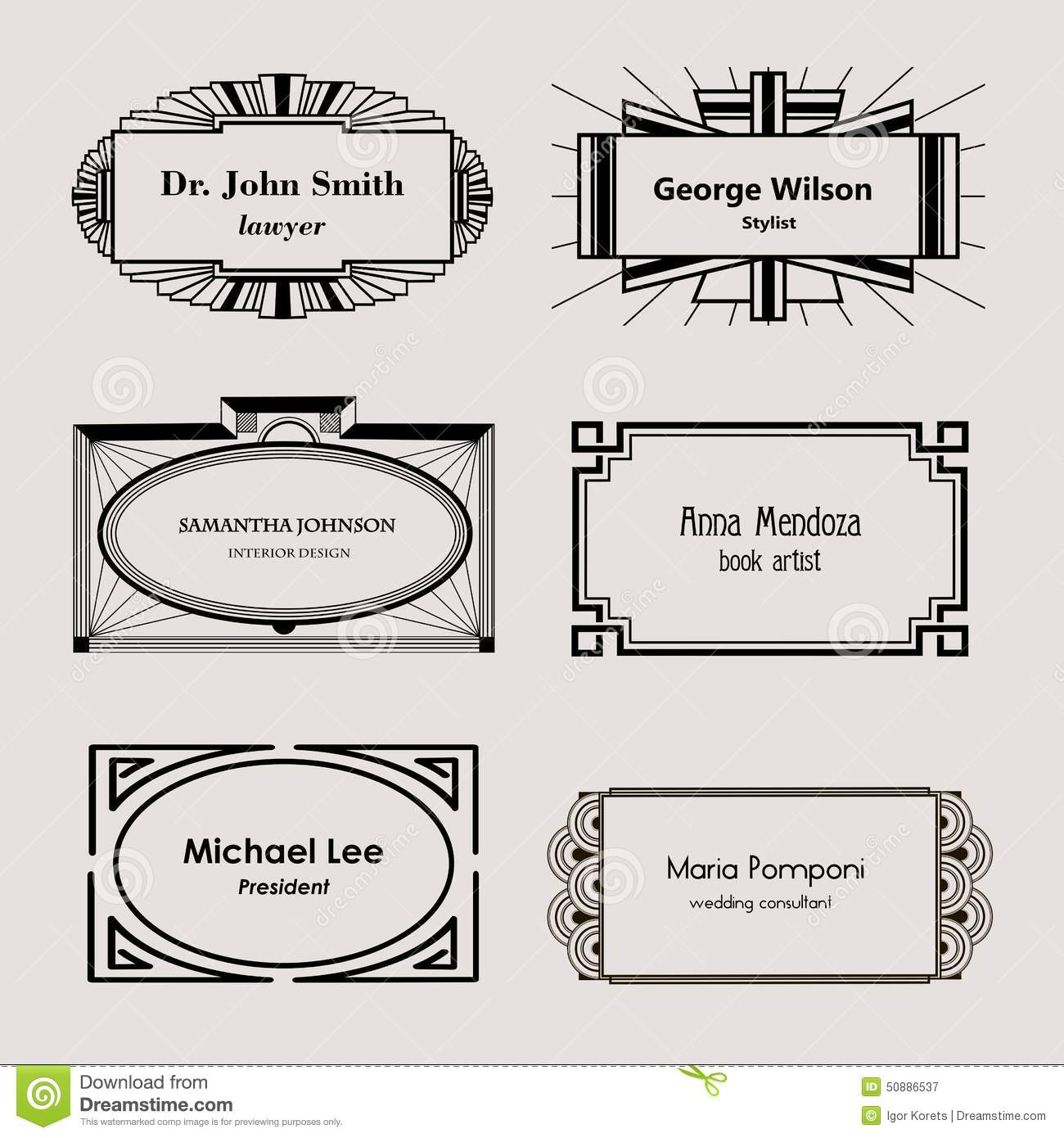 Beautiful blank frames for business cards stock vector image beautiful blank frames for business cards magicingreecefo Gallery