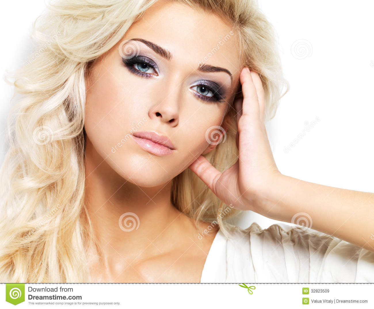 This version Hair sexy style woman