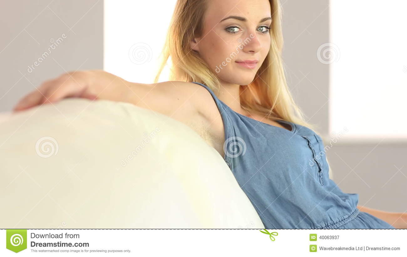 The Blonde couch on teen