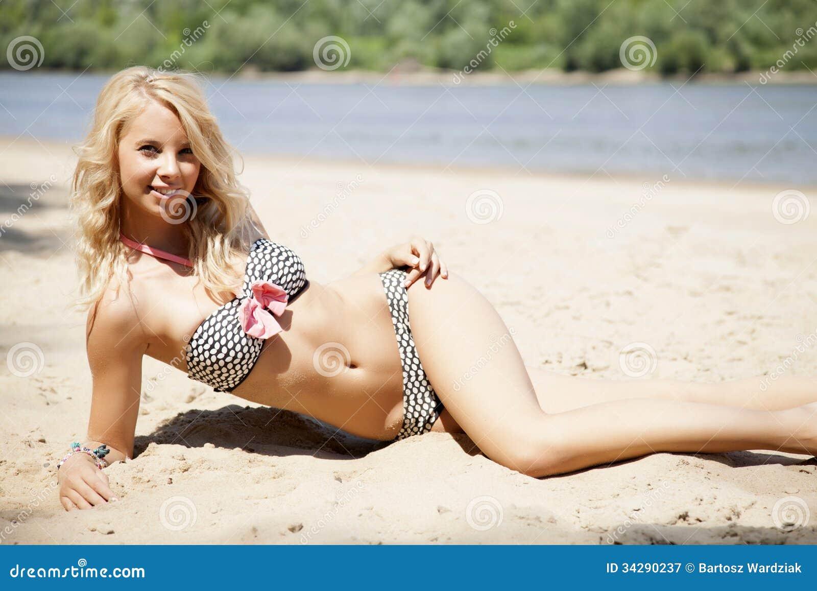 bikini beach adult