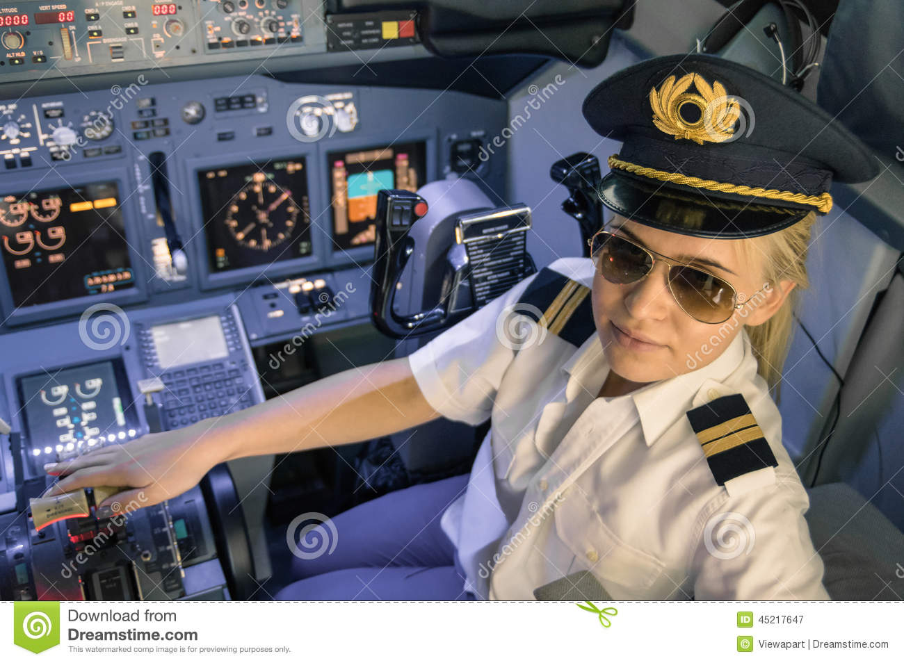 Blonde girl pilot, girl shit out when do anal picture