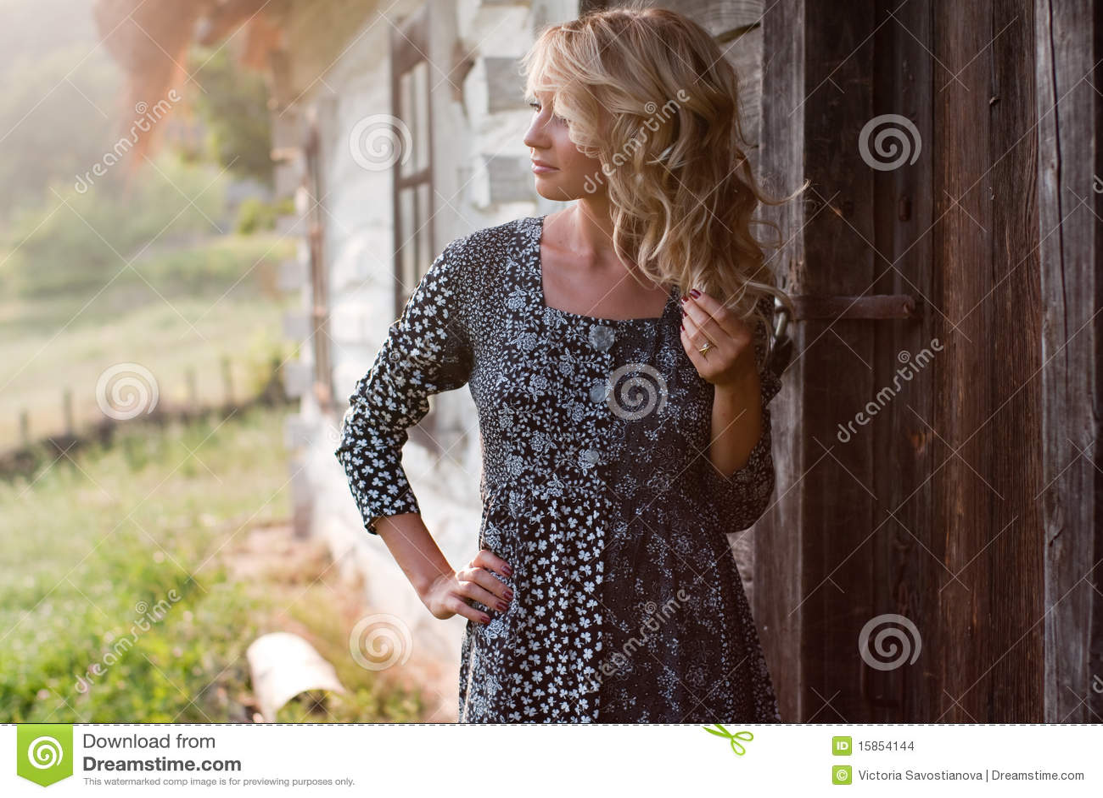 Gorgeous blondie makes old teacher focus on her 8