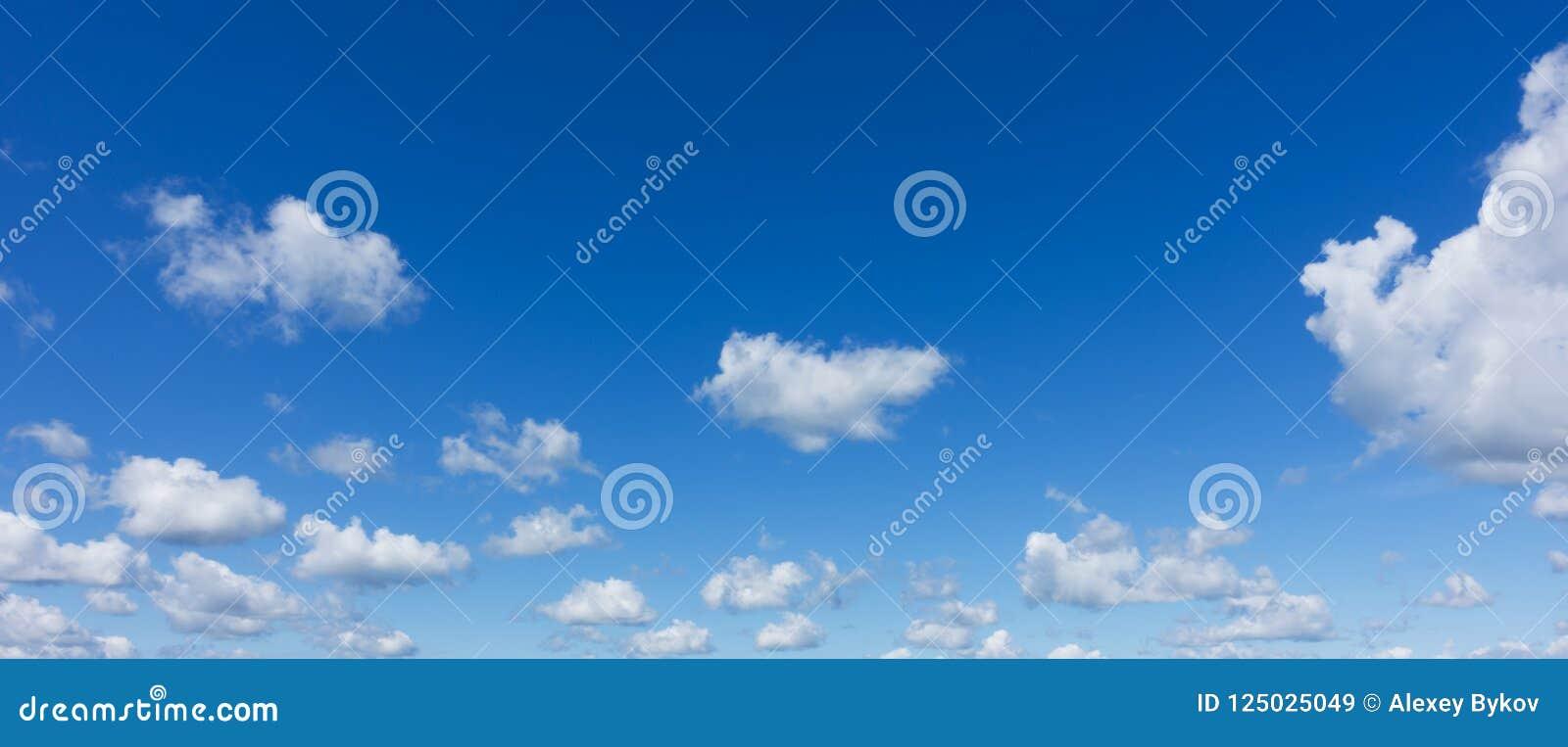 Beautiful blue sky. Professional shoot, no birds, no noise.