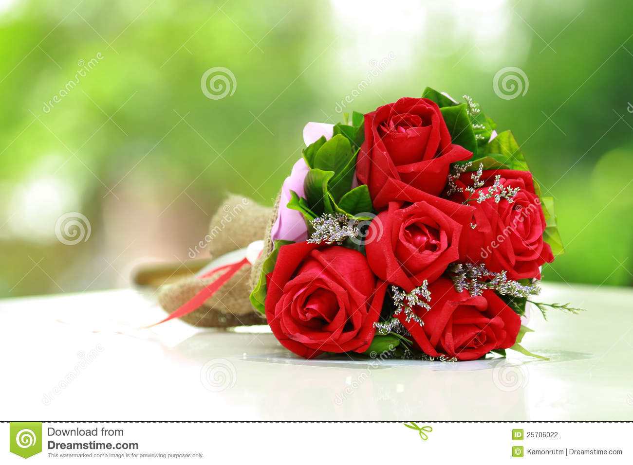 Beautiful bouquet of bright red flowers stock photo image of beautiful bouquet of bright red flowers izmirmasajfo Images