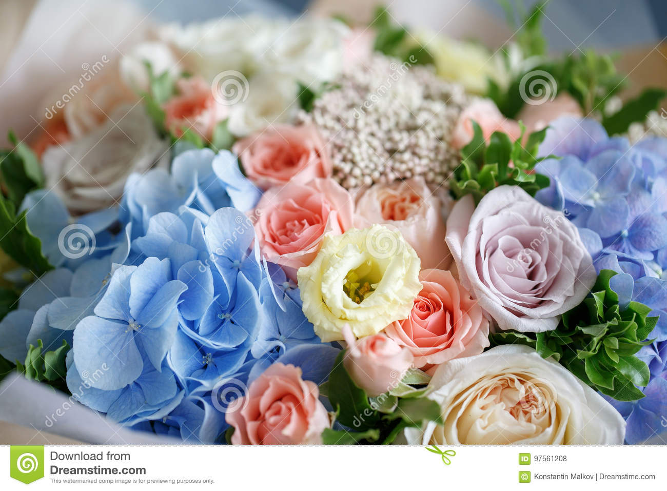 Beautiful bouquet made of different flowers on grey background download beautiful bouquet made of different flowers on grey background colorful color mix flower izmirmasajfo