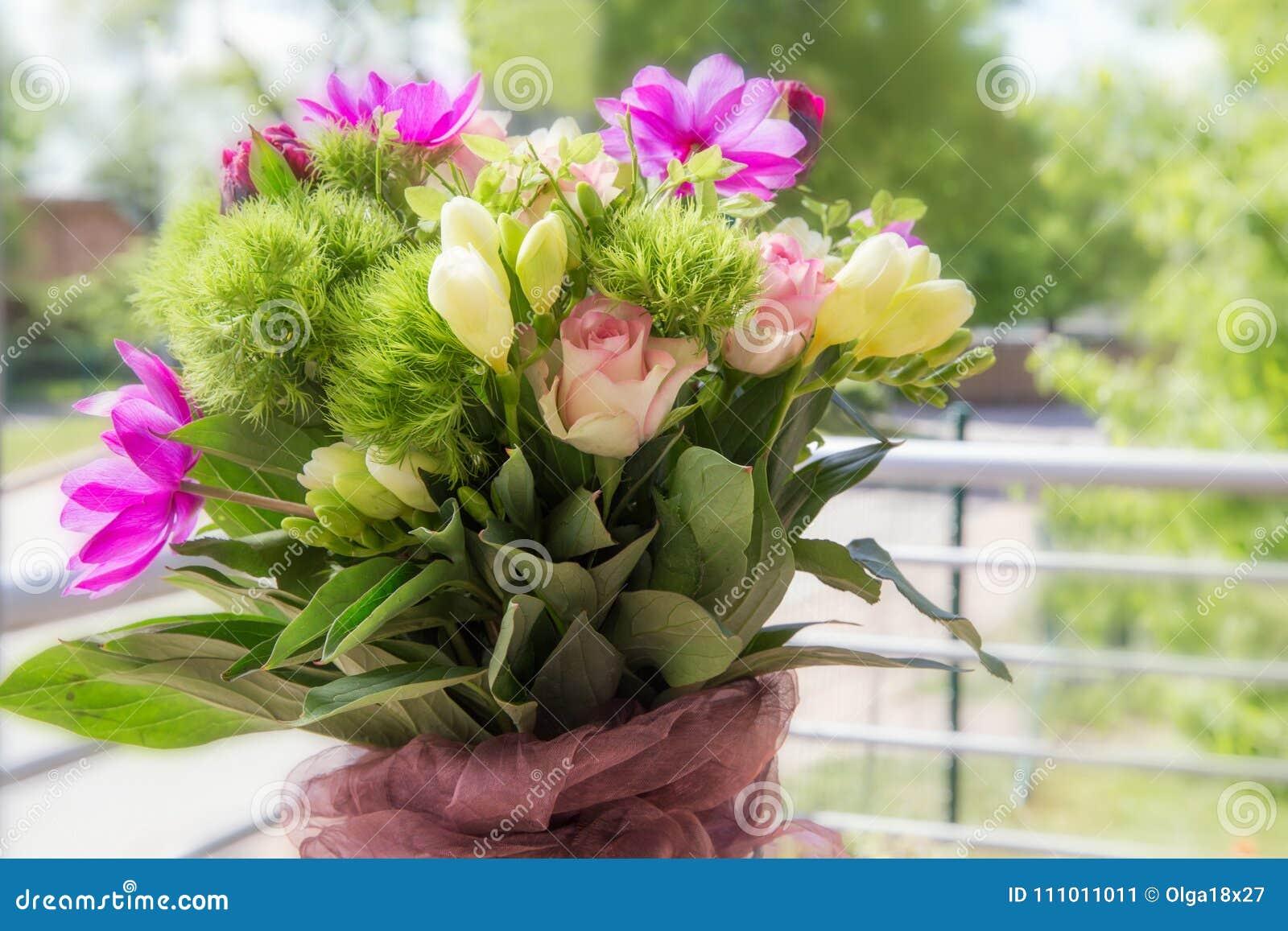 Beautiful bouquet flower in vase stock image image of love flower download beautiful bouquet flower in vase stock image image of love flower 111011011 izmirmasajfo