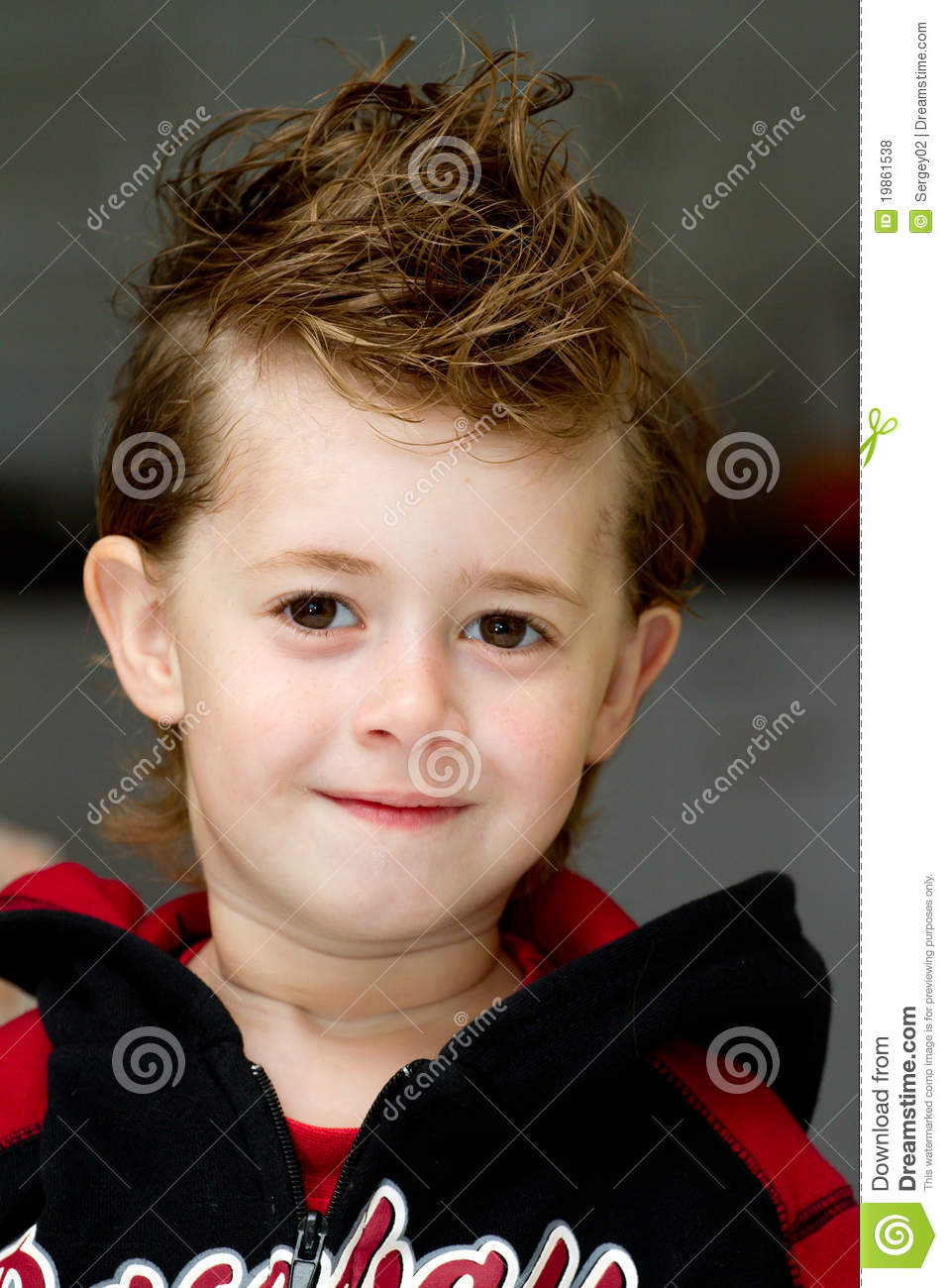 Beautiful Boy Stock Photo Image Of Childhood Posing