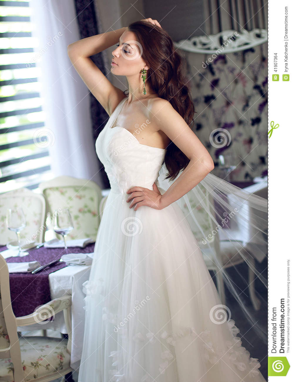 white lace wedding dress all white wedding dress Special Off Shoulder Court Train Short Sleeves Mermaid Lace Wedding Dress with Appliques
