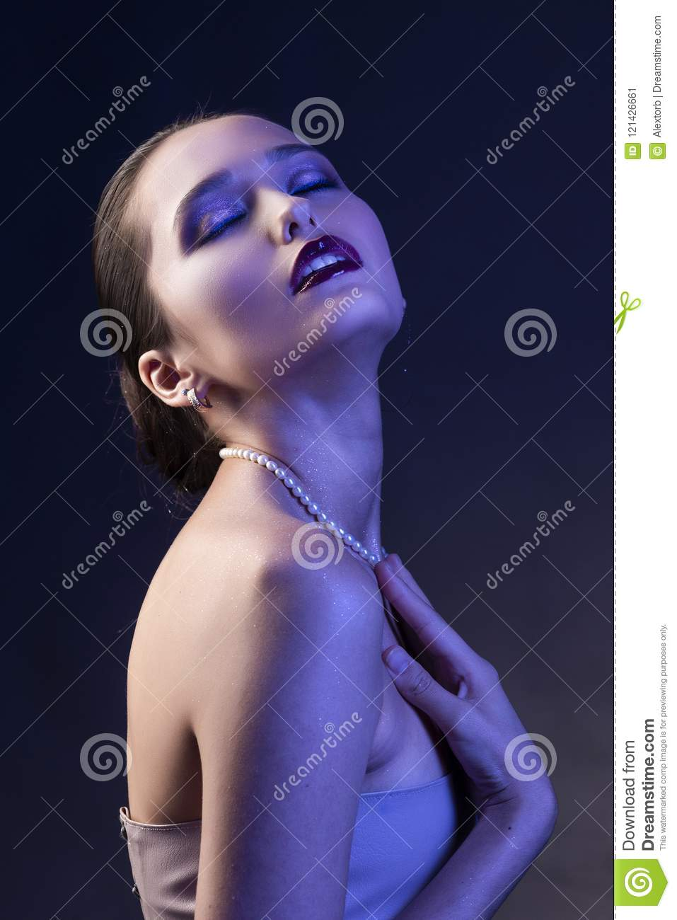 Srxy nude emo girls with colored hair