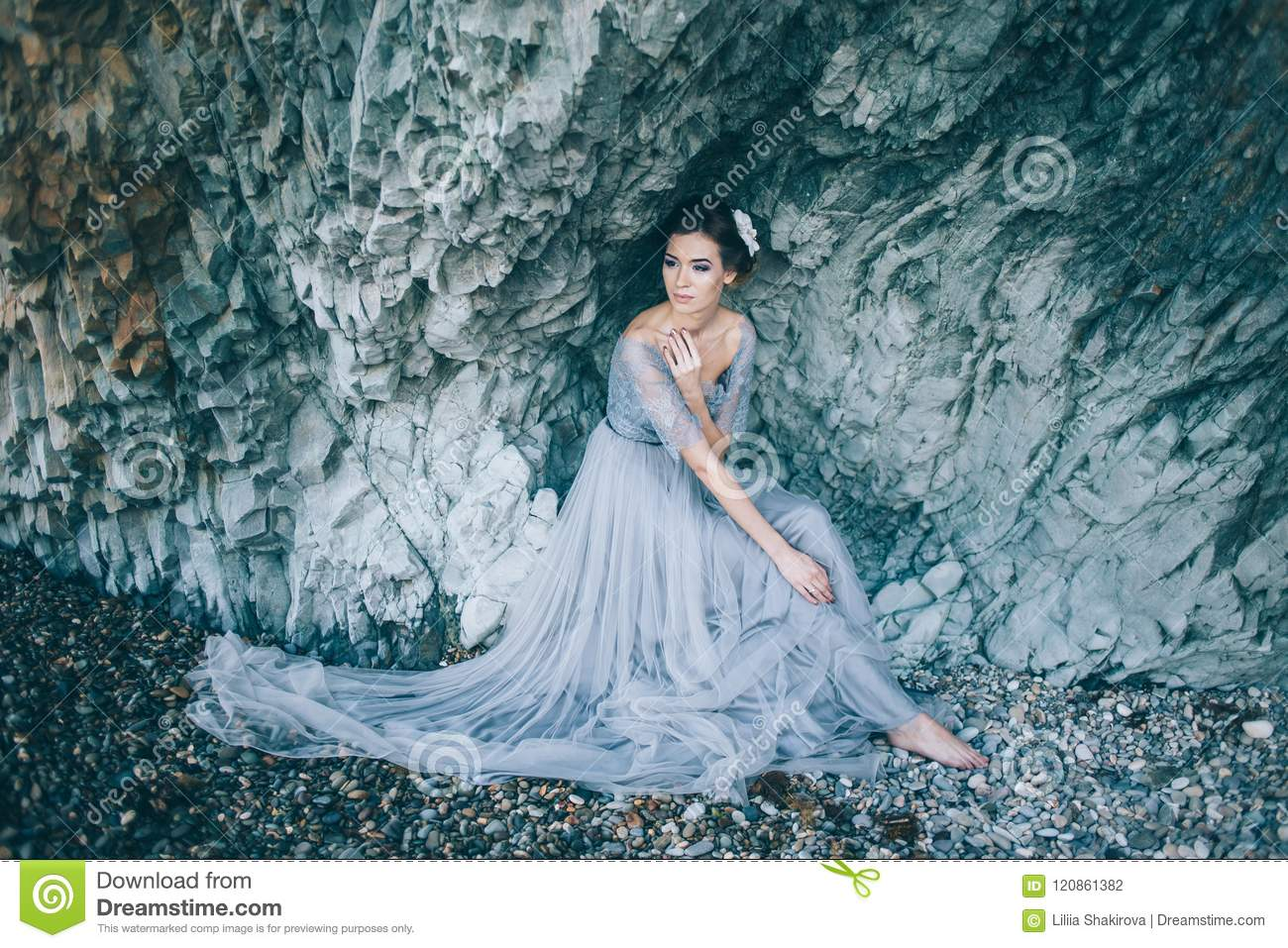 Beautiful Brunette Woman In A Long Wedding Dress On The Beach Stock Photo Image Of Happy People 120861382,Sepedi Traditional Wedding Dresses For Bridesmaids