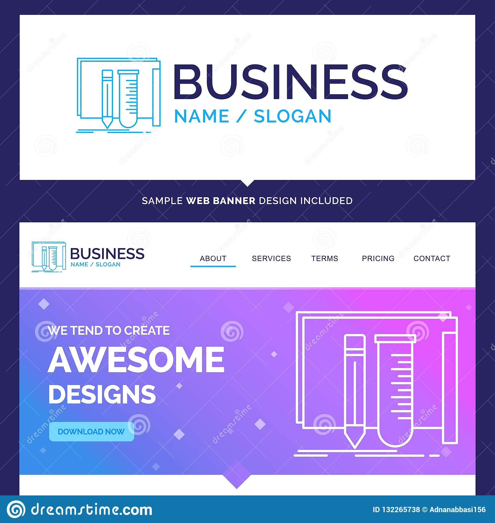 Beautiful Business Concept Brand Name Build Equipment Fab Lab