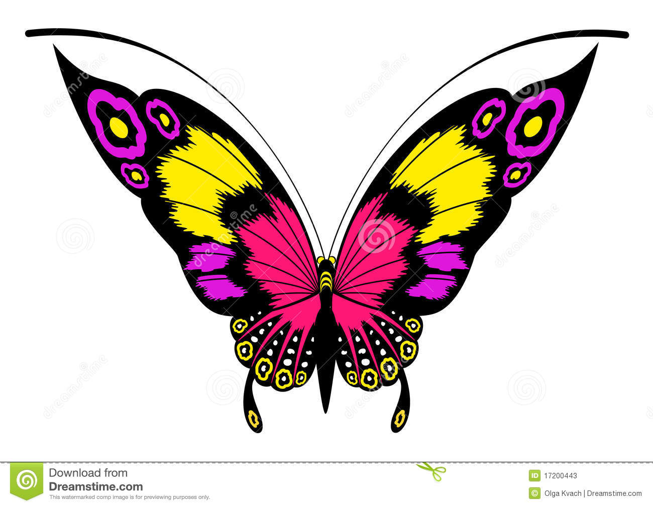 More similar stock images of ` Beautiful butterfly for a design `