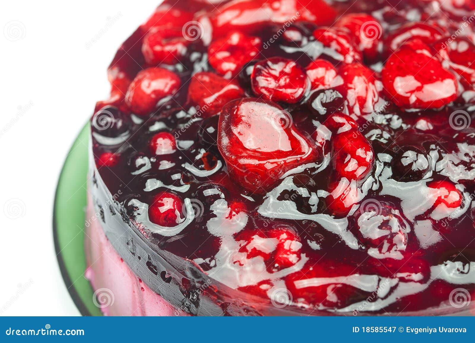Free Beautiful Cake Images : Beautiful Cake With Berries Stock Image - Image: 18585547
