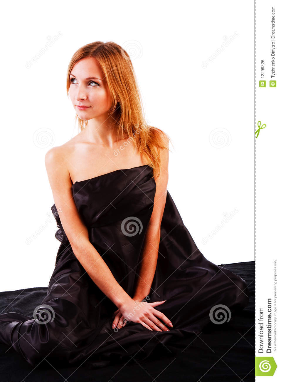 Beautiful charming young girl on bed royalty free stock image image 12299326 - Charming teenage girls image ...