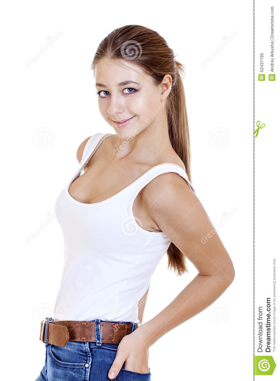 Ideal teen girls in denim shorts messages