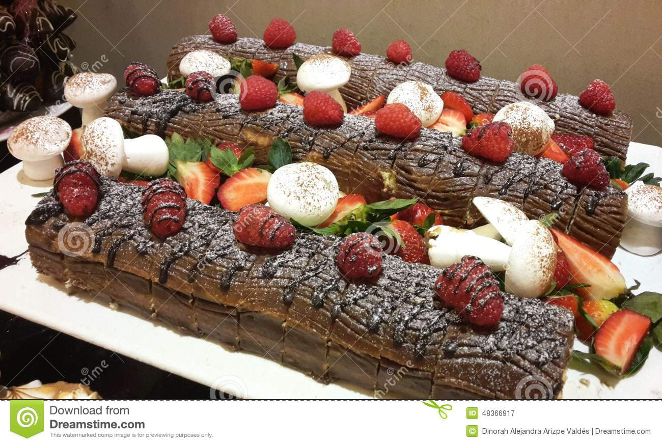 Beautiful Chocolate Cake Stock Image Image Of Cook Menu 48366917