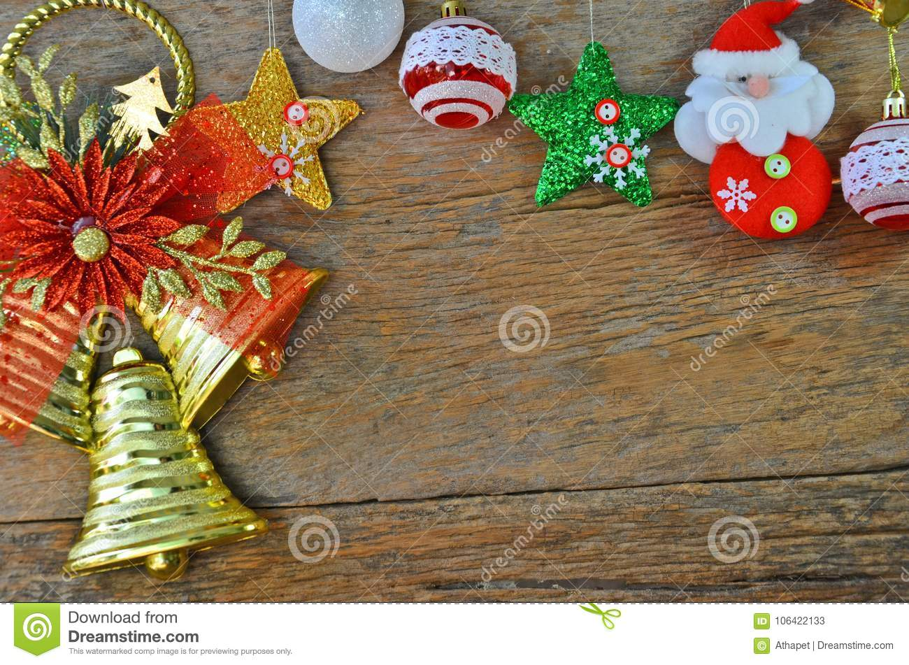 Christmas Card For Dear Friends Stock Image Image Of Religion