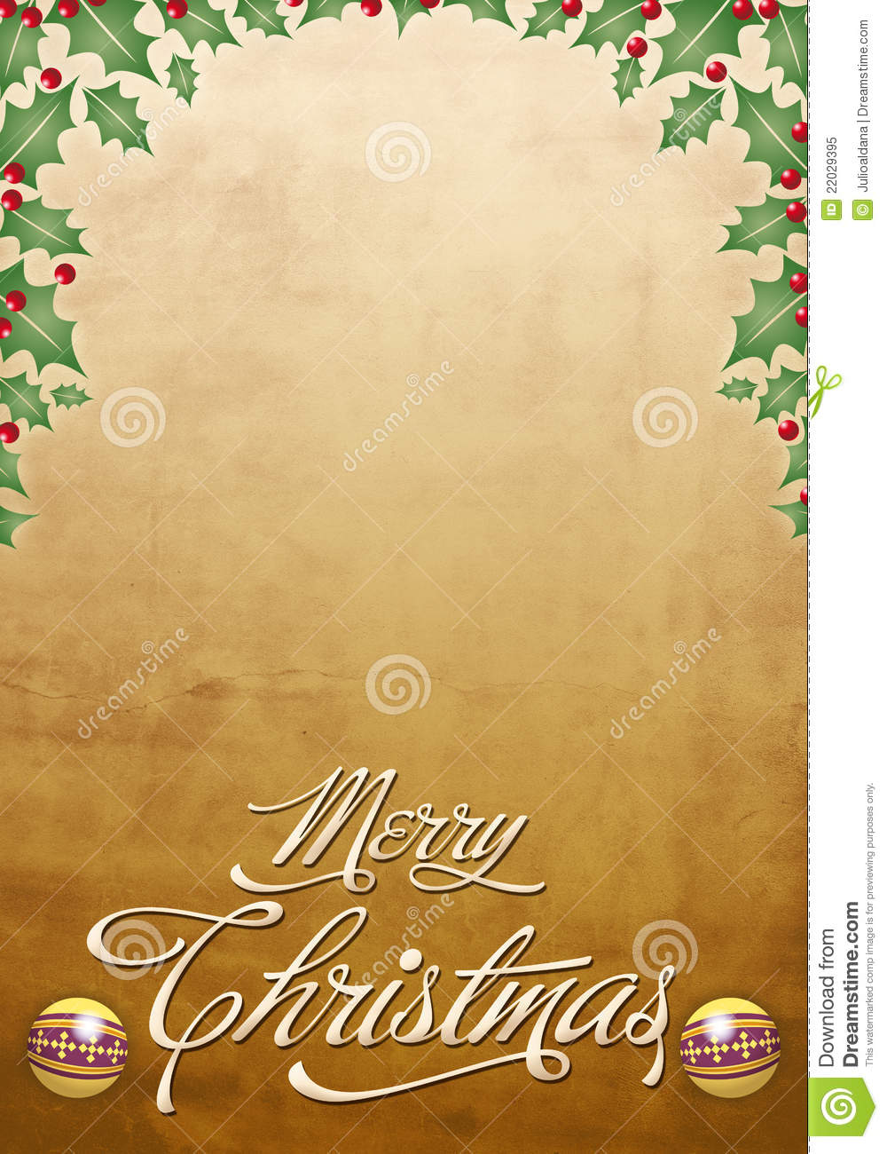 beautiful christmas card