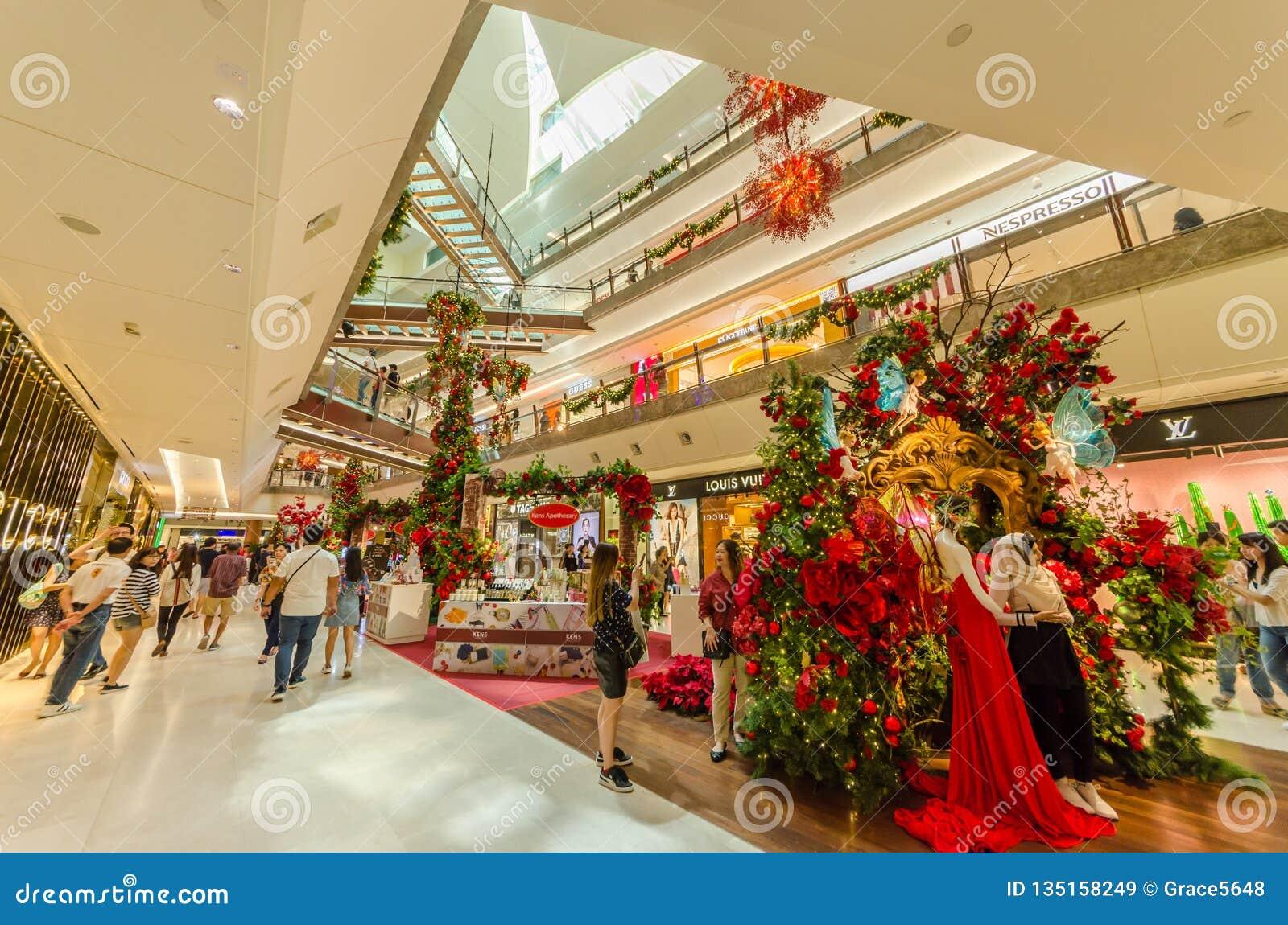 Gardens Mall Christmas 2