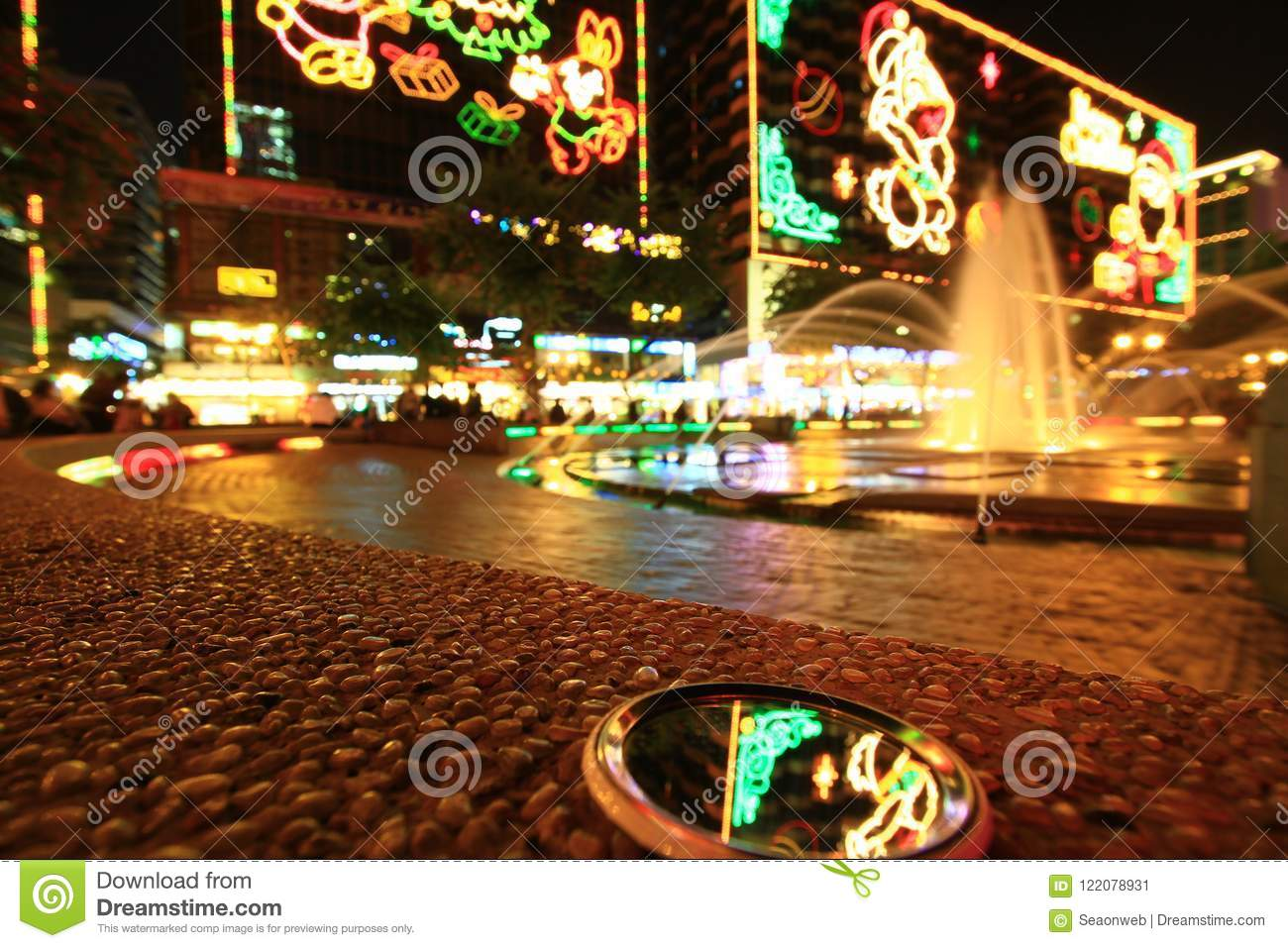 download beautiful christmas lights display at tst editorial photo image of outside light - Beautiful Christmas Lights
