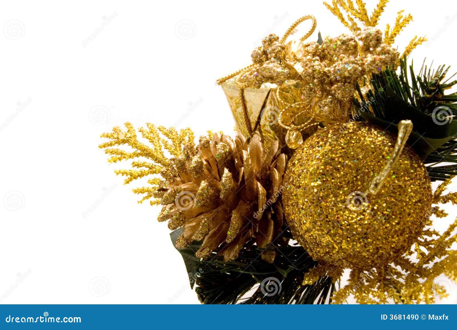 Beautiful christmas ornaments stock photo image of