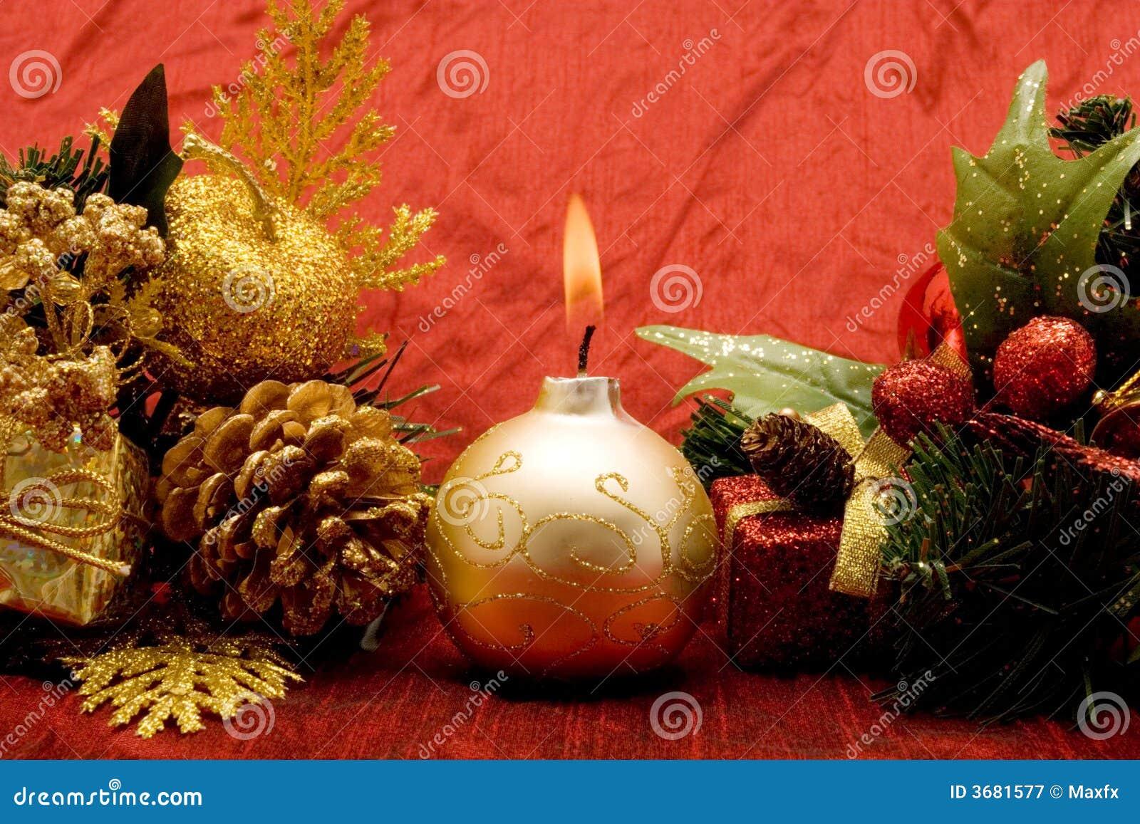 Beautiful Christmas Ornaments Royalty Free Stock ...