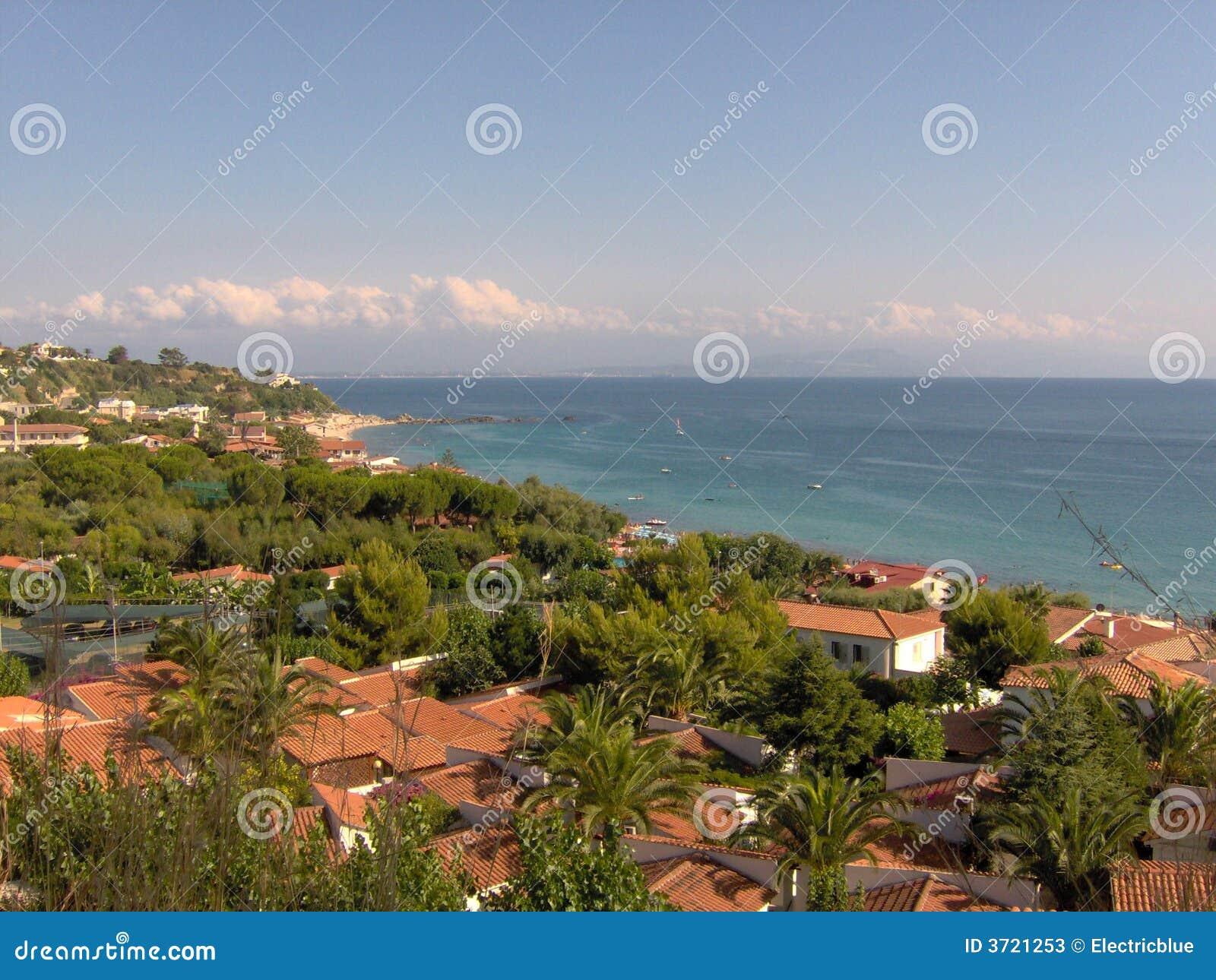 Beautiful coastal location