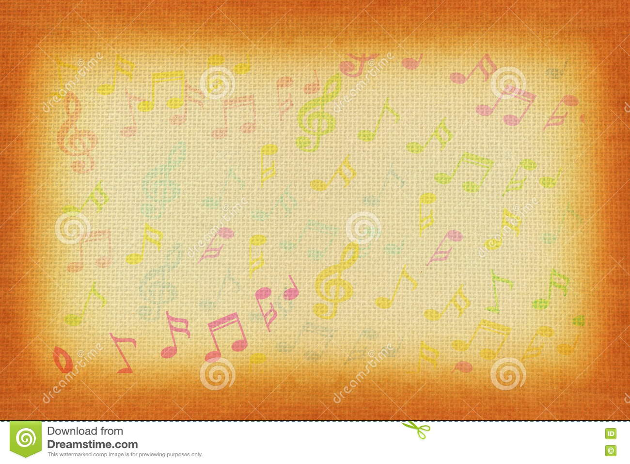 Colorful Music Notes Stock Images - Download 1,015 Photos