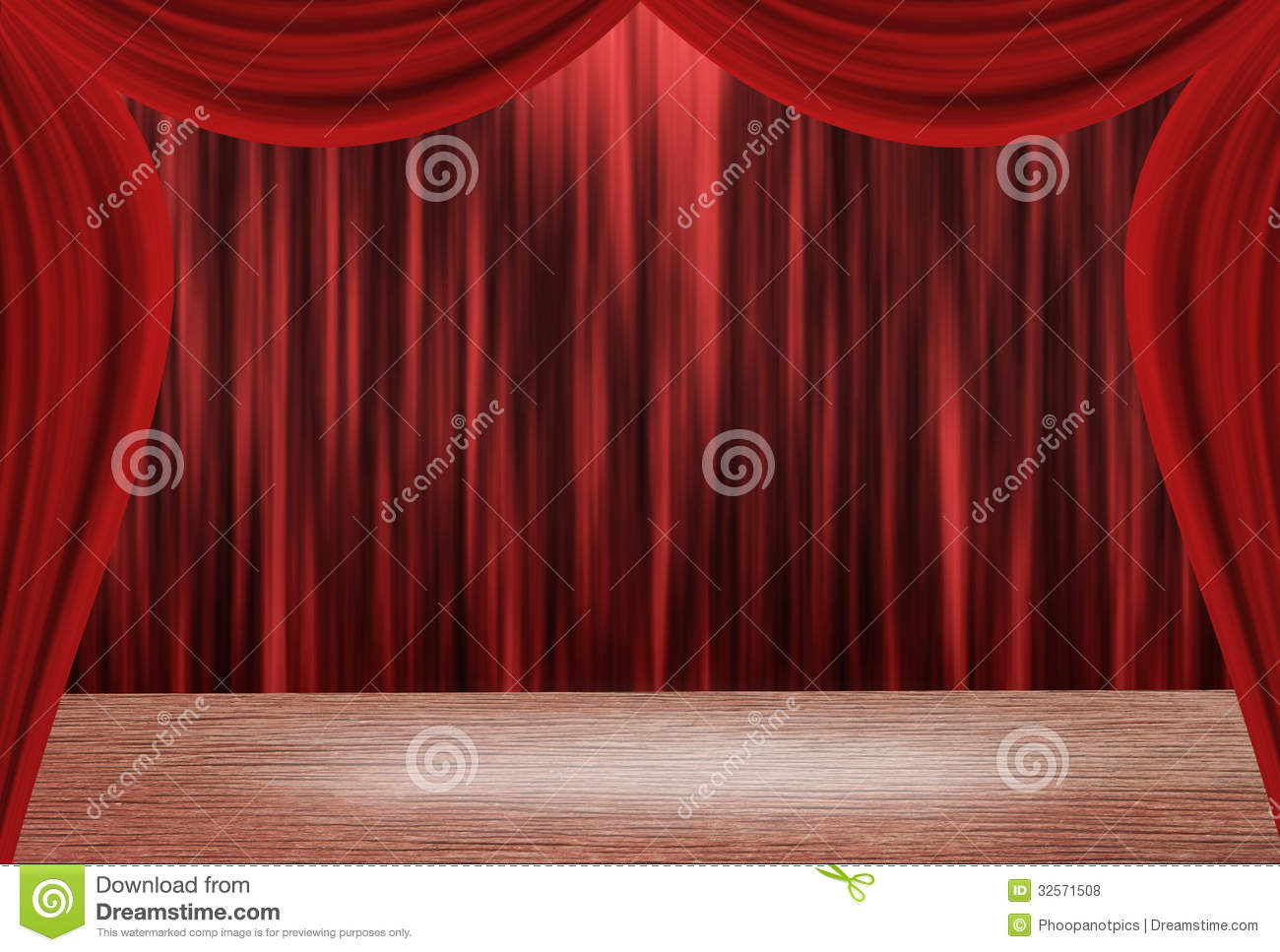 Opening and closing red curtain stock animation royalty free stock - Beautiful Curtains Royalty Free Stock Photos Image 32571508