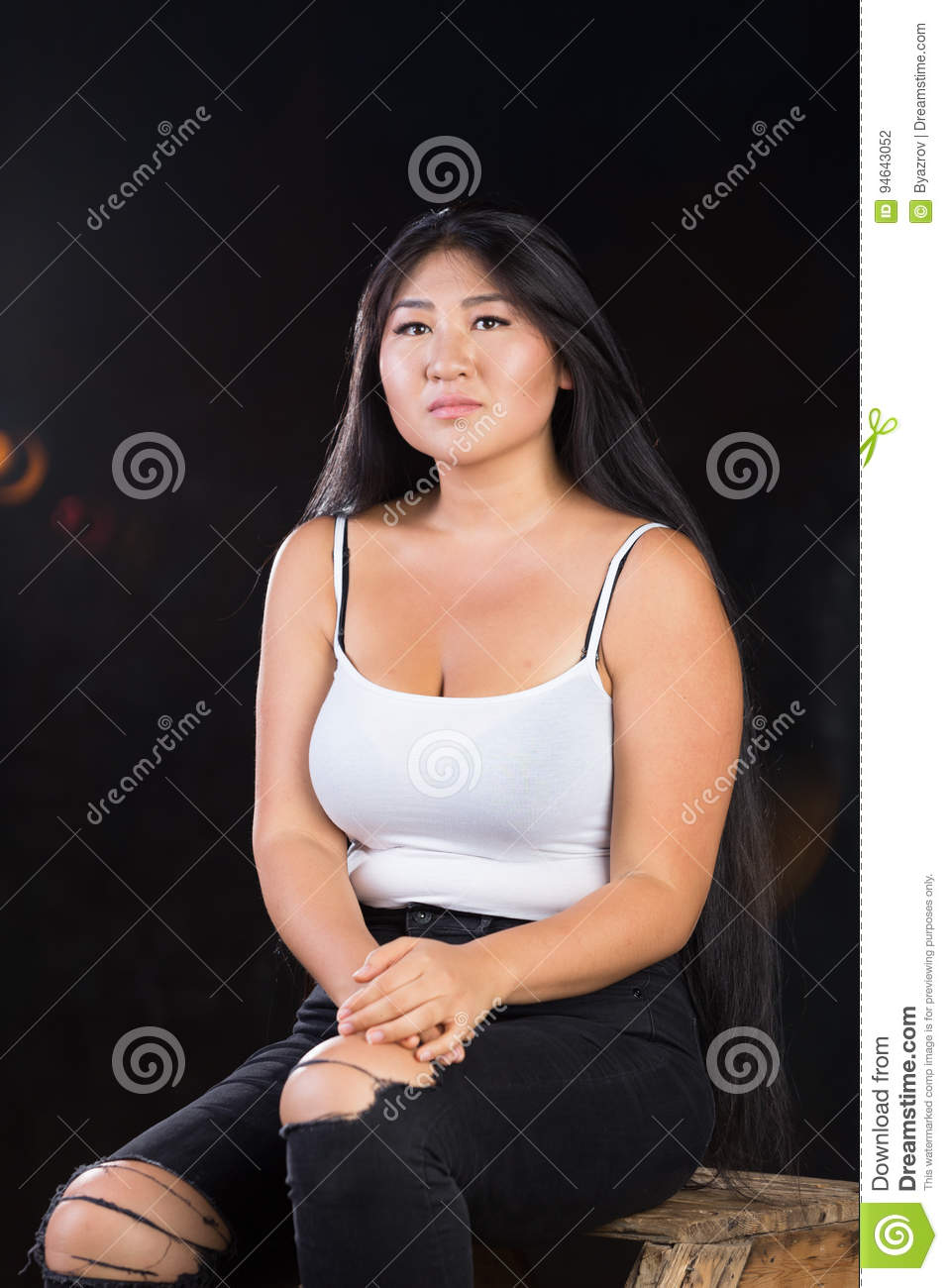 Think, Plus size asian modelsnude something