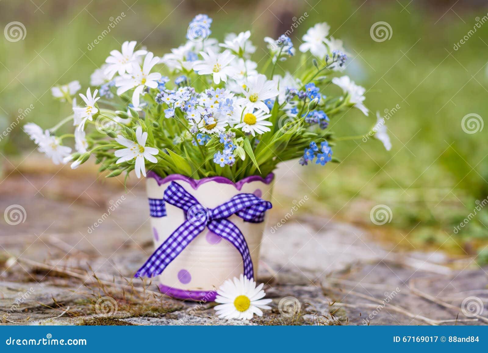Beautiful daisy flowers in small decorative vase stock image image royalty free stock photo download beautiful daisy flowers in small decorative vase stock image izmirmasajfo