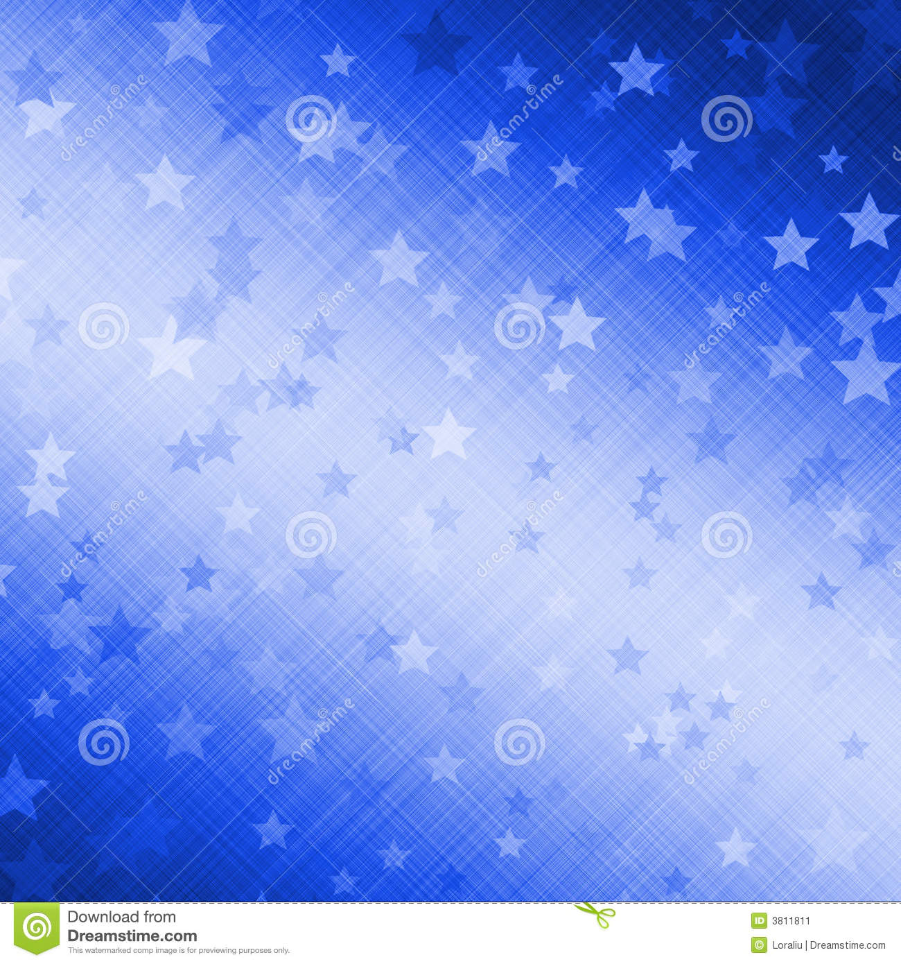 Beautiful Dark Blue Background With Stars Stock Image ...