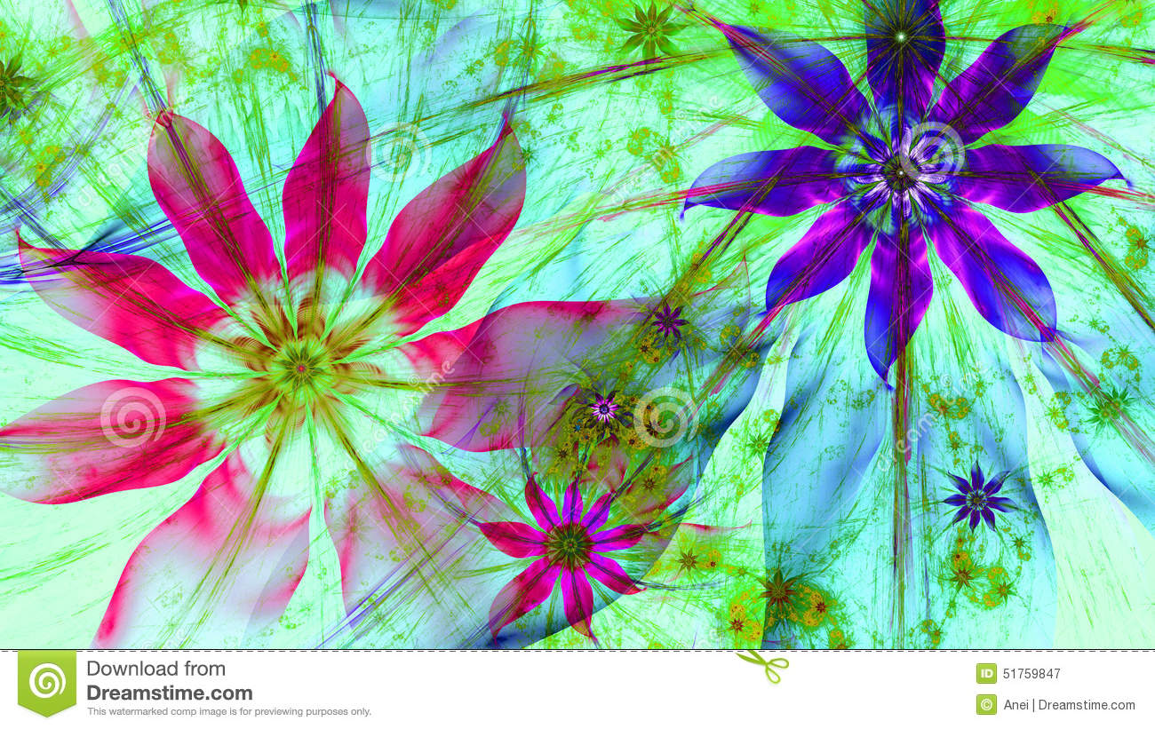 Leaves background in pretty pastel colors royalty free for Beautiful pastel colors