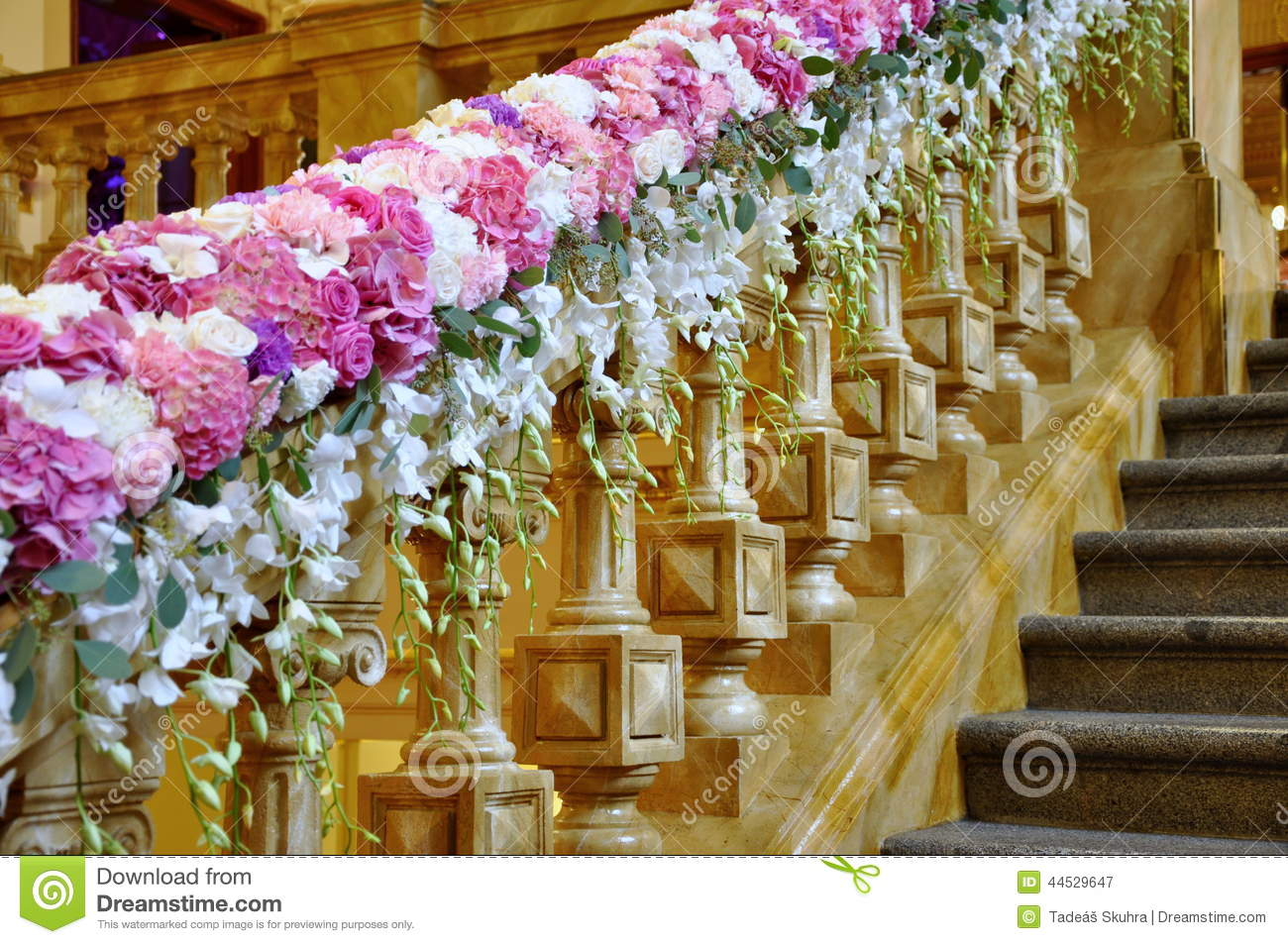 Beautiful Decoration Stock Photo Image 44529647