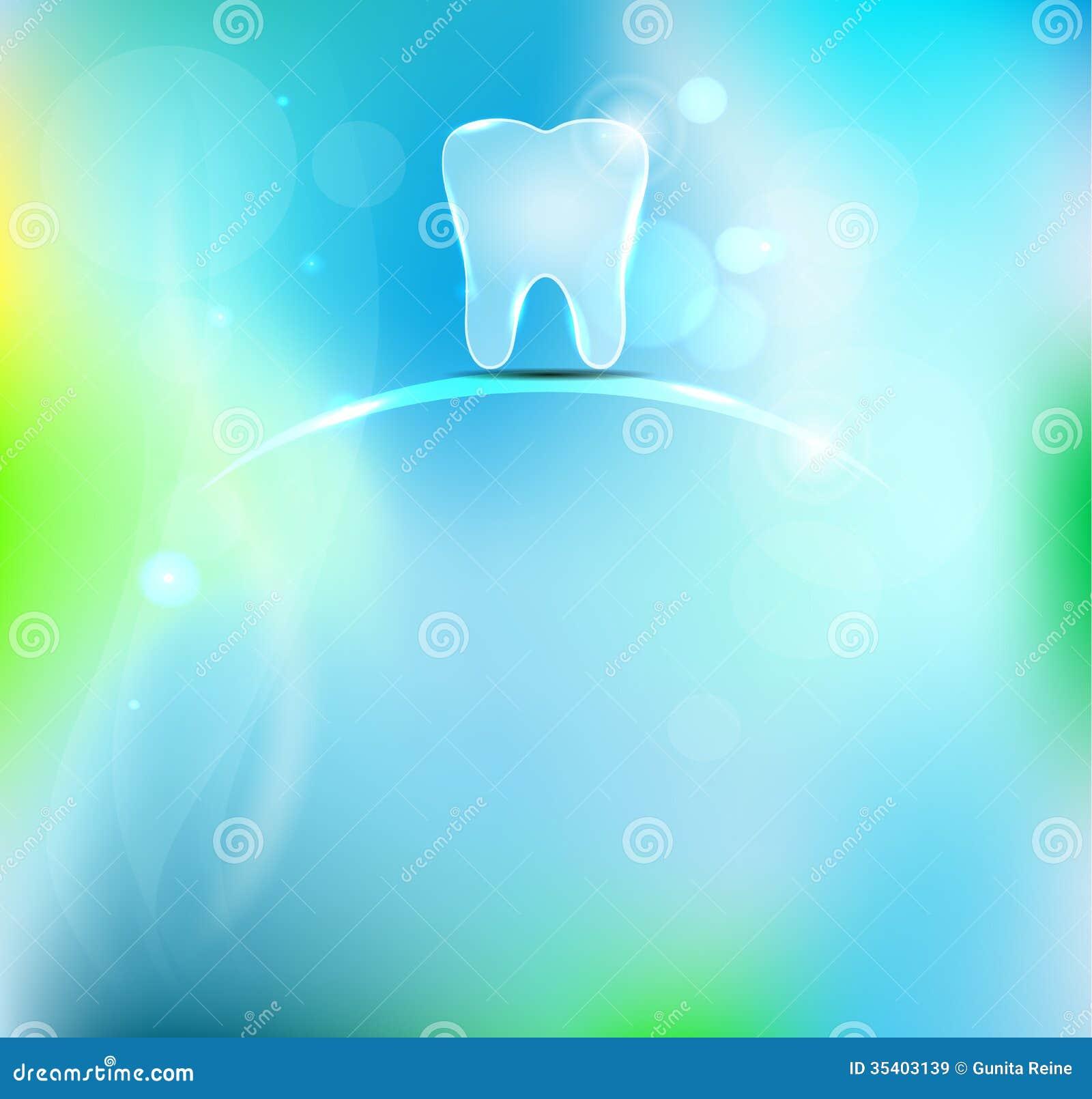 beautiful dental background stock vector image 35403139