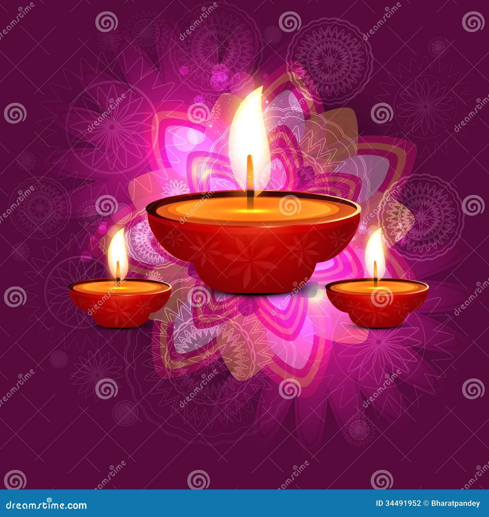 Beautiful diwali greeting card stock illustration illustration of beautiful diwali greeting card m4hsunfo