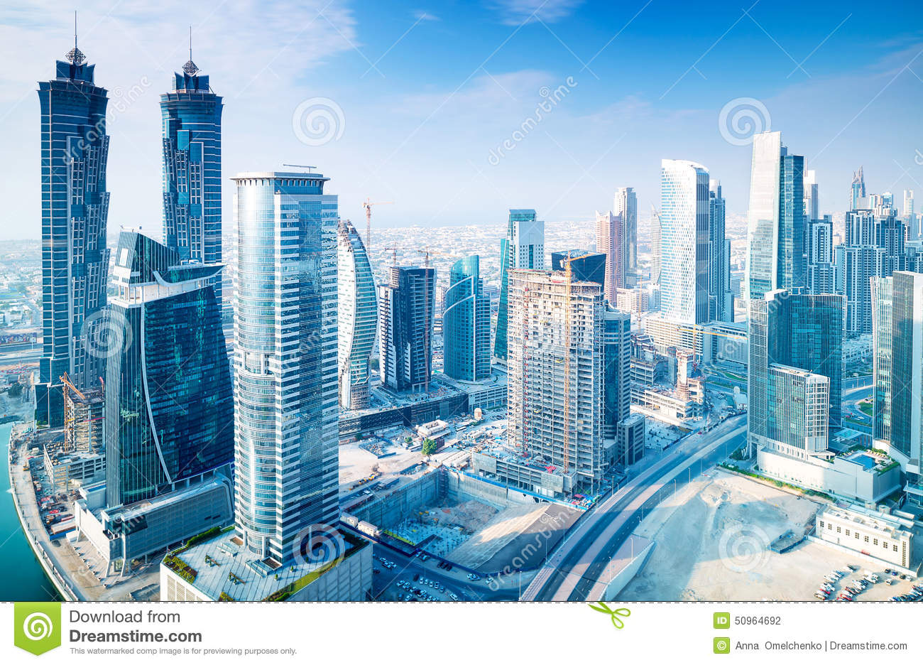 Beautiful dubai city stock photo image of east high for Videos dubai