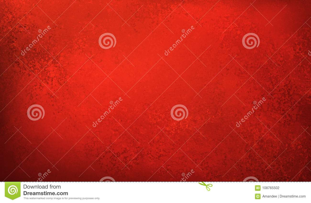 Beautiful red background with texture, vintage Christmas or valentines day style design, red wallpaper background